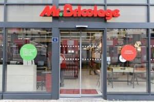 Nouveau concept magasin Mr.Bricolage à orléans