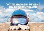 Franchise Go Sport Montagne