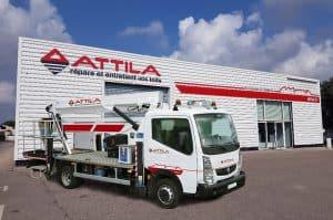 Agence ATTILA type