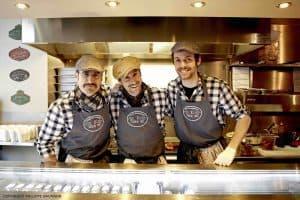 Fondateurs de la franchise de restauration Big Fernand