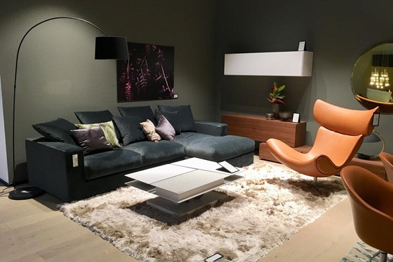 ouverture d 39 un magasin du meuble design boconcept lyon. Black Bedroom Furniture Sets. Home Design Ideas