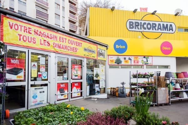 Les magasins bricorama vont tre c d s des ind pendants - Bricorama paris 13 ...