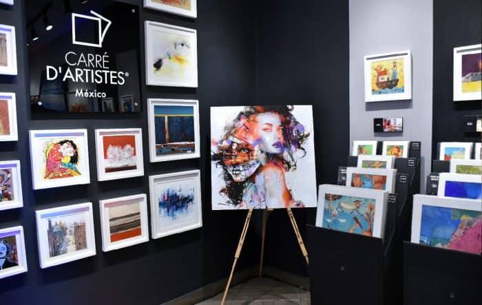 CARRE D ARTISTES – POINTS FORTS- 21JUIN2019