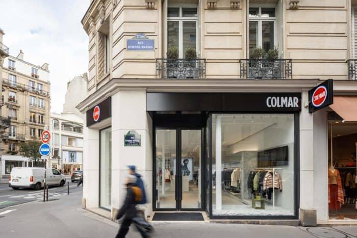 COLMAR -boutique- 22oct2019