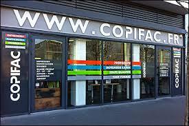 COPIFAC – EXTERIEUR