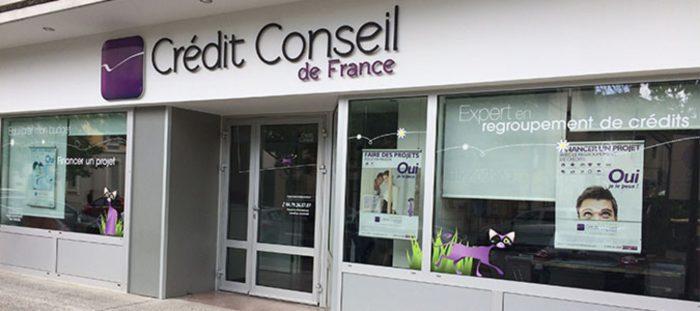 CREDIT CONSEIL DE FRANCE DEC2018