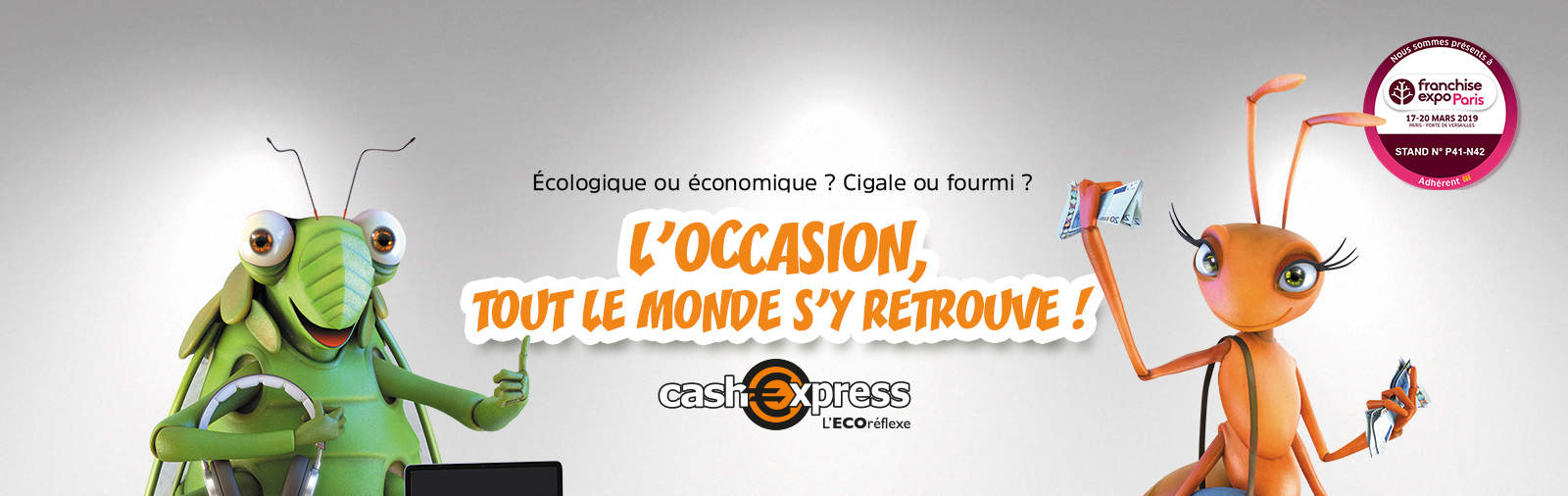 CASH EXPRESS HAB MARS 19