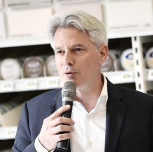 Christophe Mistout, DG Mr Bricolage