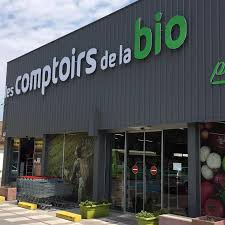 Comptoirs de la bio 2