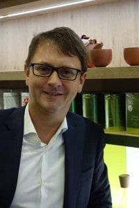 Jean-Luc Foucher-Créteau, Directeur général de la franchise Palais des Thés