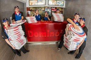 Franchise Restauration Domino's Pizza