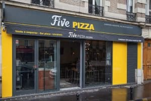 FIVE PIZZA ORIGINAL PUB