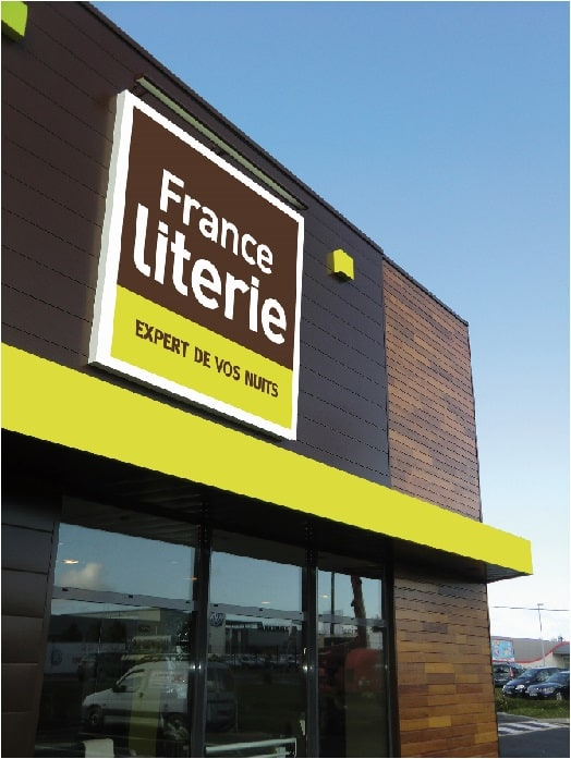FRANCE LITERIE – BAYEUX – 20AOUT2019