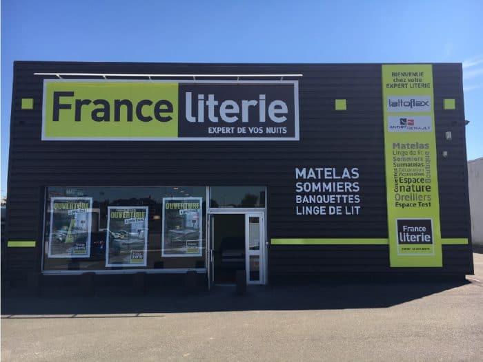 FRANCE LITERIE – LE MANS – 20AOUT2019