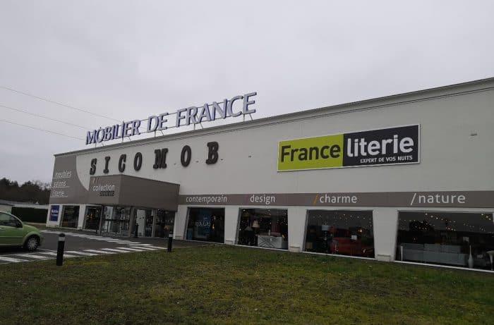 FRANCE LITERIE – ORLEANS – 2JUILLET2019