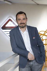 Benoît Lahaye, dirigeant-fondateur de la franchise Attila