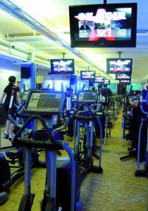 Fitness Park Lyon 3