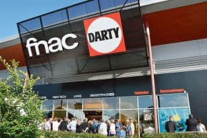 Magasin Fnac Darty de Biganos