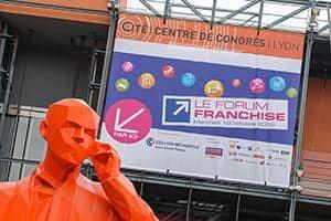Forum Franchise de Lyon pour créer son entreprise 19 octobre 2017