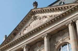 cour d'appel de Colmar – Alsace – France