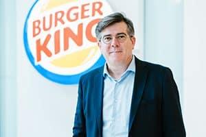 Laurent Pareau, Directeur réseau France, Burger King et Quick