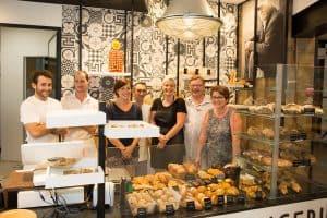 Franchise de boulangerie