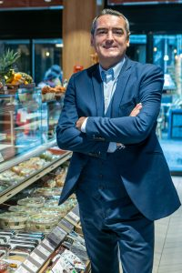 Vincent Le Duff, Directeur général de Brioche Dorée