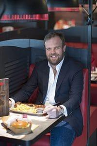 Jocelyn Olive, Directeur général de la franchise Buffalo Grill