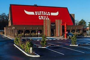Restaurant Buffalo Grill nouveau concept juin 2019