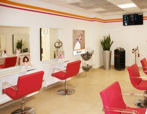 Salon de coiffure Camille Albane