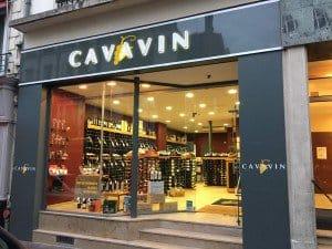 Franchise cavavin magasin
