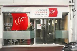 Agence Crédit Courtier de France en franchise