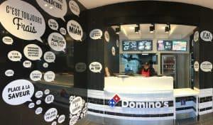 Restaurant franchisé Domino's Pizza à Toulouse