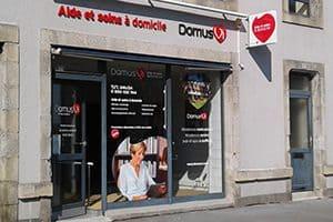 Agence d'aide à domicile Domus Vi à Quimper