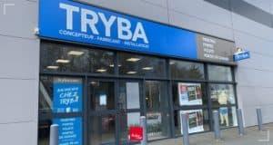 Espace conseil en concession à l'enseigne Tryba