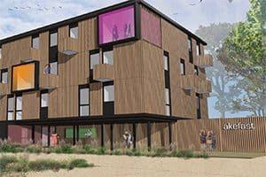 Hôtel Akefast, projet commun entre la franchise Akena et la coopérative Fasthotel