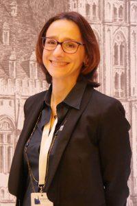 Sophie Gucciardi, DRH du réseau de franchise IrriJardin