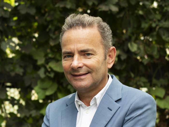 Ivan Rappoport, dirigeant de l'enseigne La Foir'Fouille