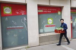 Agences Les Menus Services portage de repas en franchise
