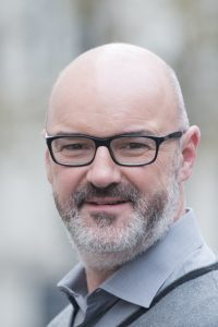 Christophe Burckart, Directeur général de IWG France (franchise Regus)
