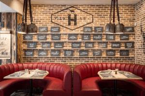 Restaurant Hippopotamus au nouveau concept à Paris Gare du Nord Août 2020