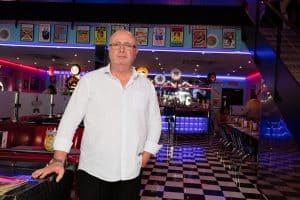 Philippe Roux, directeur général de la franchise de restaurants Memphis