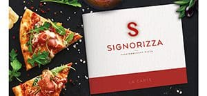 Réseau de restauration italienne Signorizza