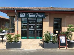 Restaurant franchisé sous enseigne Tutti Pizza