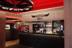 Restaurant franchisé Buffalo Grill Bailly-Romainvilliers