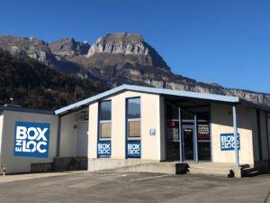 Centre de selfs-stockage en franchise à l'enseigne Box en Loc