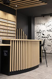 Concept store Clopinette, franchise de vapotage
