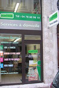 Agence franchisée de services à la personne Domidom