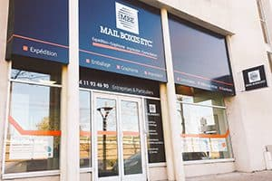 Centre de services Mail Boxes etc. en franchise