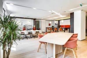 Centre d'affaires Regus à Mérignac - franchise de services